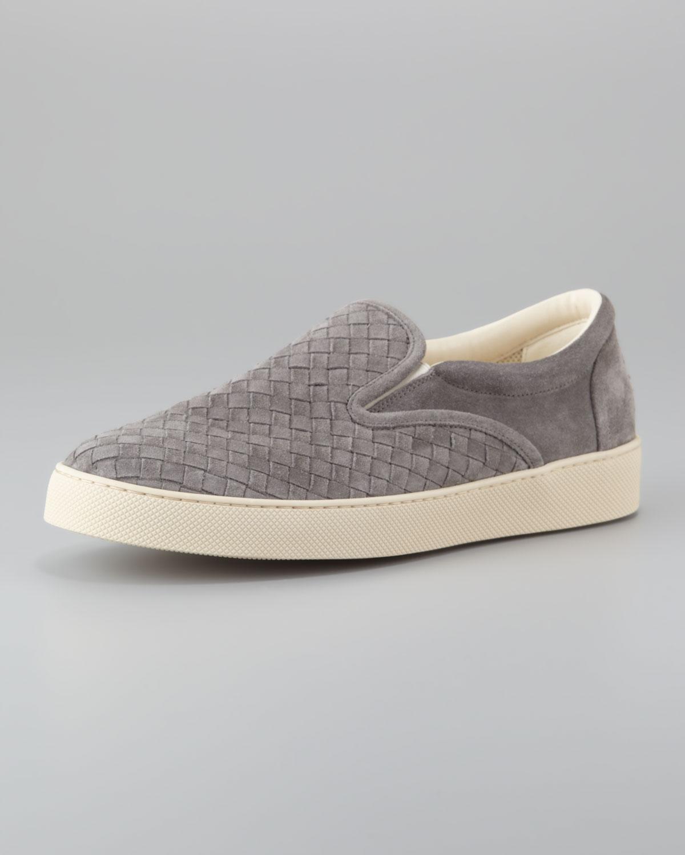 100% En Ligne Vente Originale Collections De Dédouanement Bottega Venetasuede Mi Sneaker Haut Réduction À La Vente vQ6rD