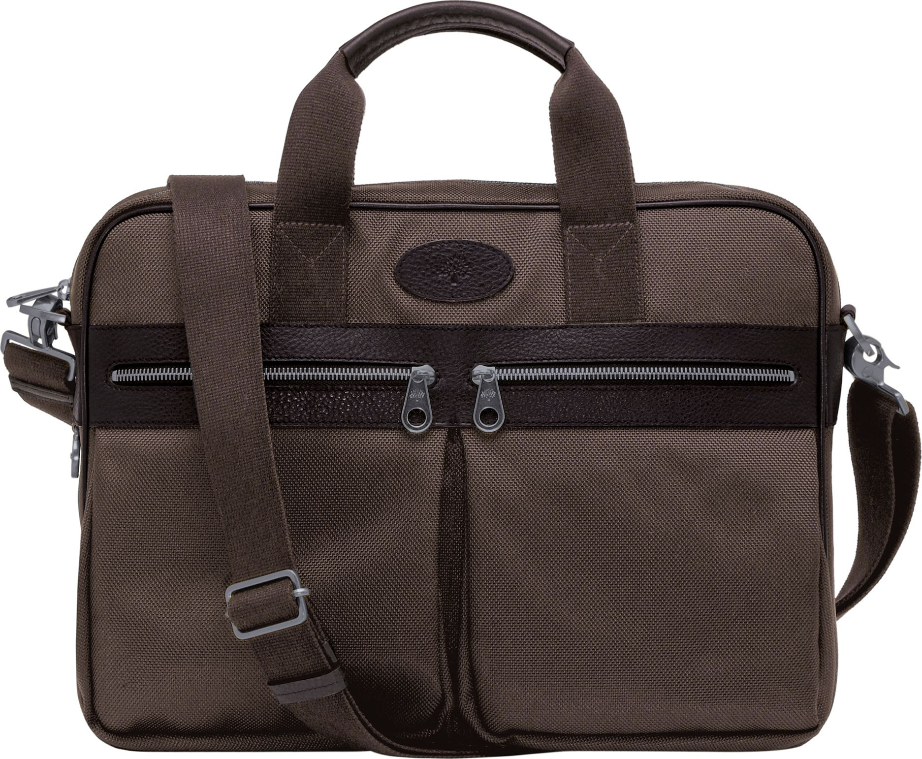 a11327310cb4 Mulberry Henry Laptop Bag in Brown for Men - Lyst