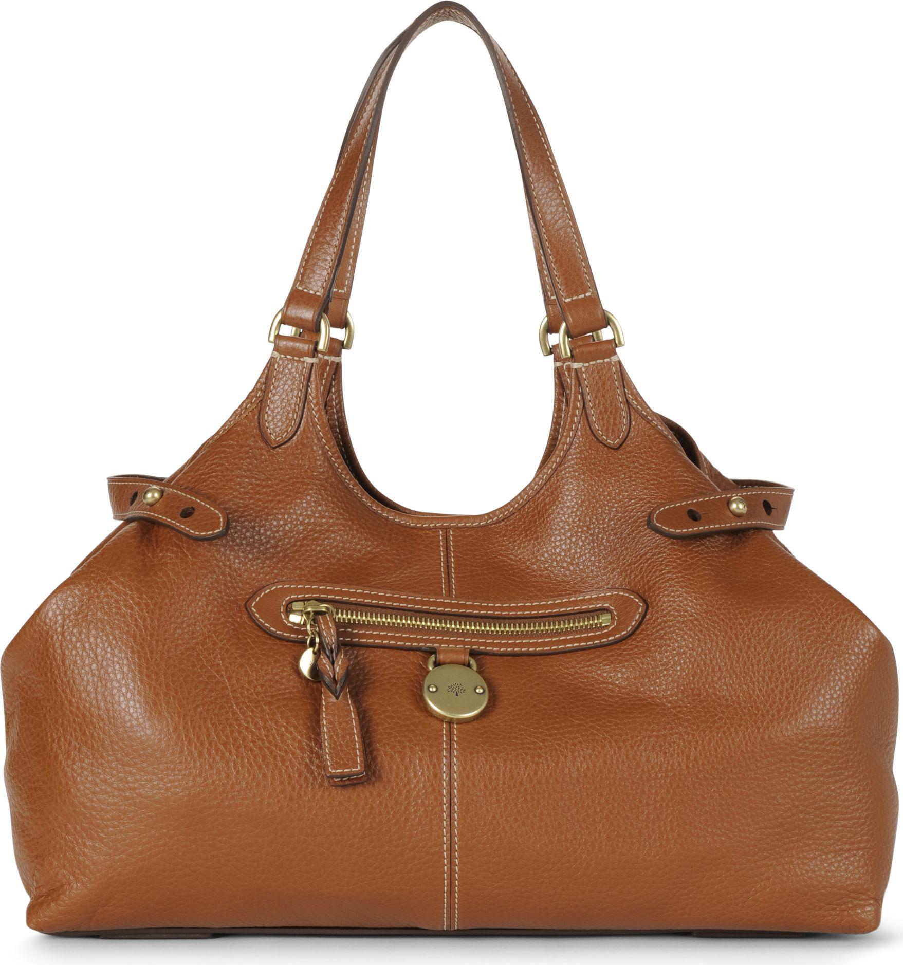 Mulberry Somerset Shoulder Bag Oak 18