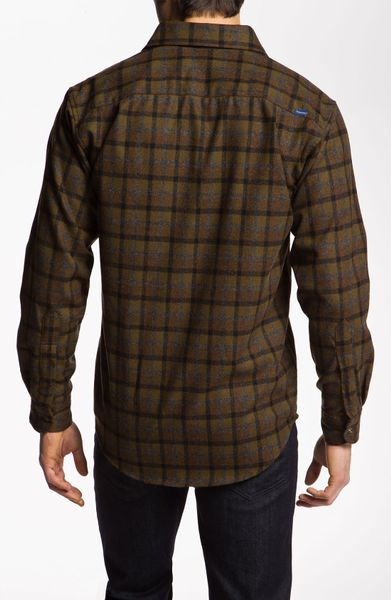 Pendleton Mens Wool Shirts