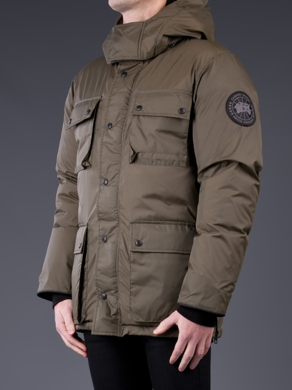 canada goose manitoba jacket