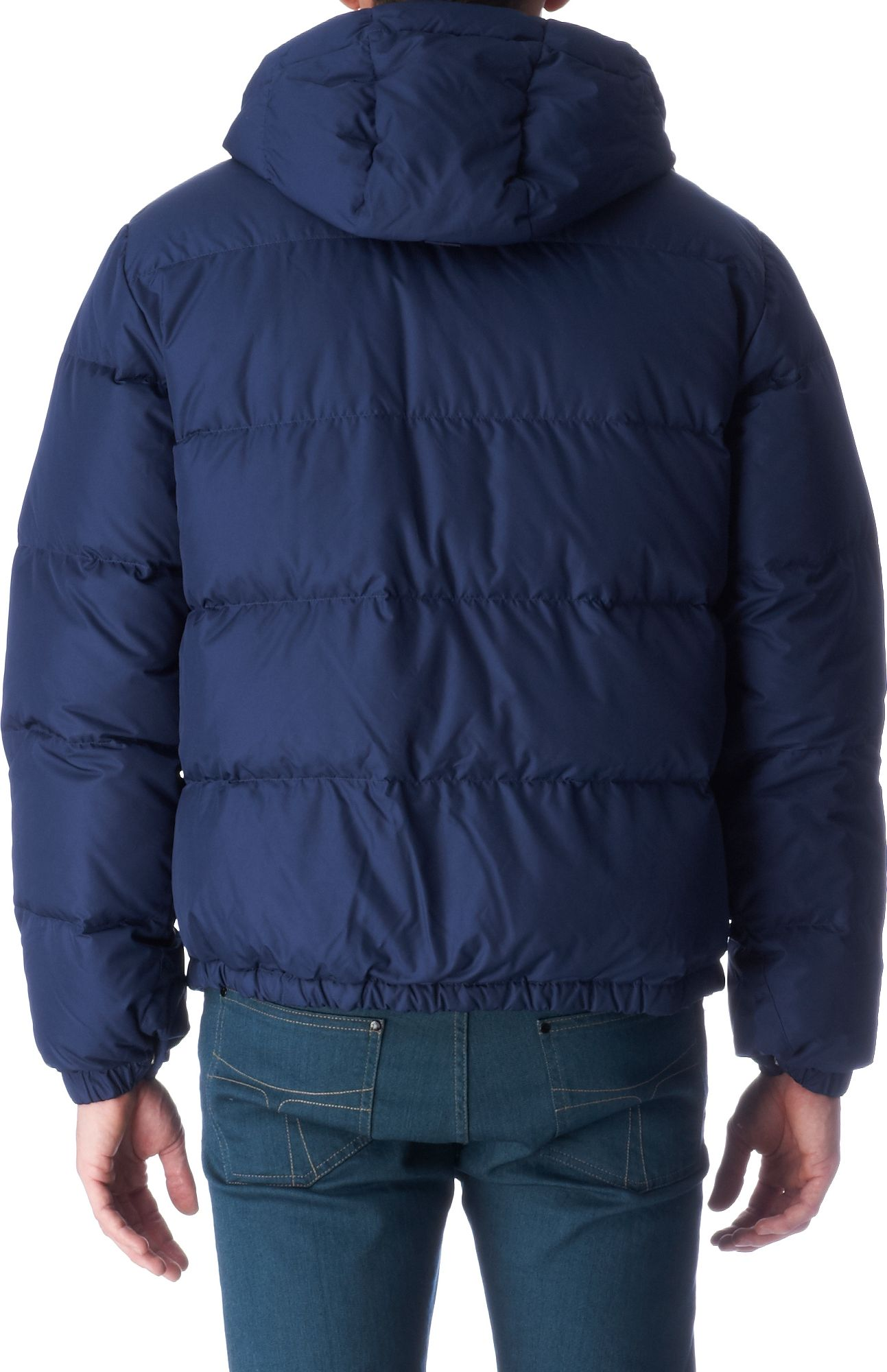 Ralph Lauren Elmwood Down Jacket In Blue For Men Lyst