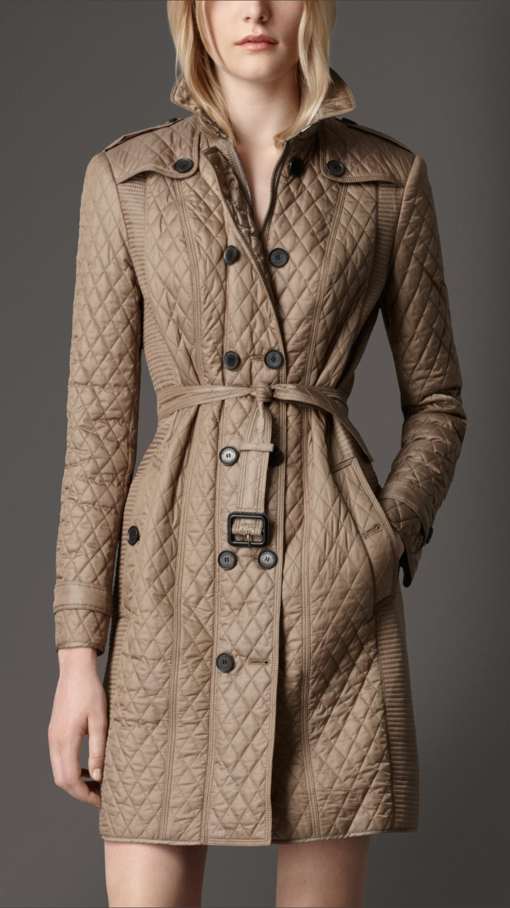 Gallery. Women's Quilted Coats