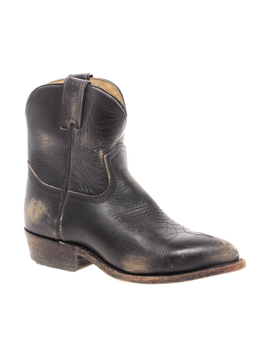 Black Bootie Shoes Macy