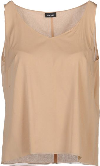 Akris Top - Lyst