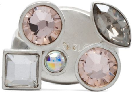 Maison Martin Margiela Ring in Pink in Pink - Lyst