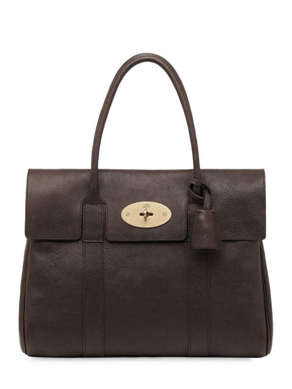 Mulberry Bayswater Bag Chocolate Brown