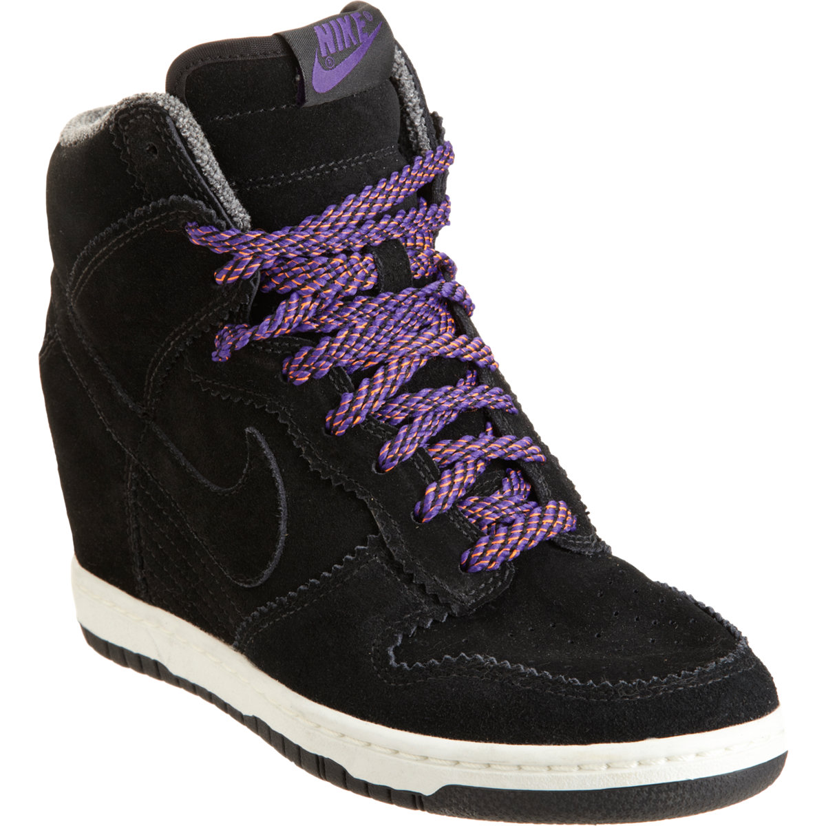 My Superficial Endeavors: Nike Dunk Sky Hi Wedge Sneakers |Wedges Sneakers Nike Black