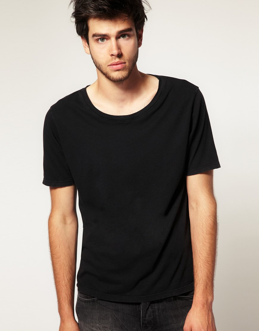 Discover the latest range of scoop neck t-shirts at ASOS. Shop our range for a selection of basic scoop tees. Shop your scoop neck t-shirt today at ASOS.