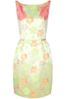 Matthew Williamson Embroidered Sleeveless Dress - Lyst