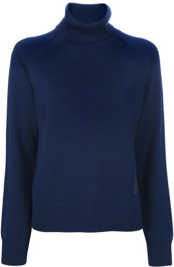 Dries Van Noten Roll Neck Sweater - Lyst