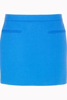 Stella McCartney Dense Wool Tive Skirt - Lyst