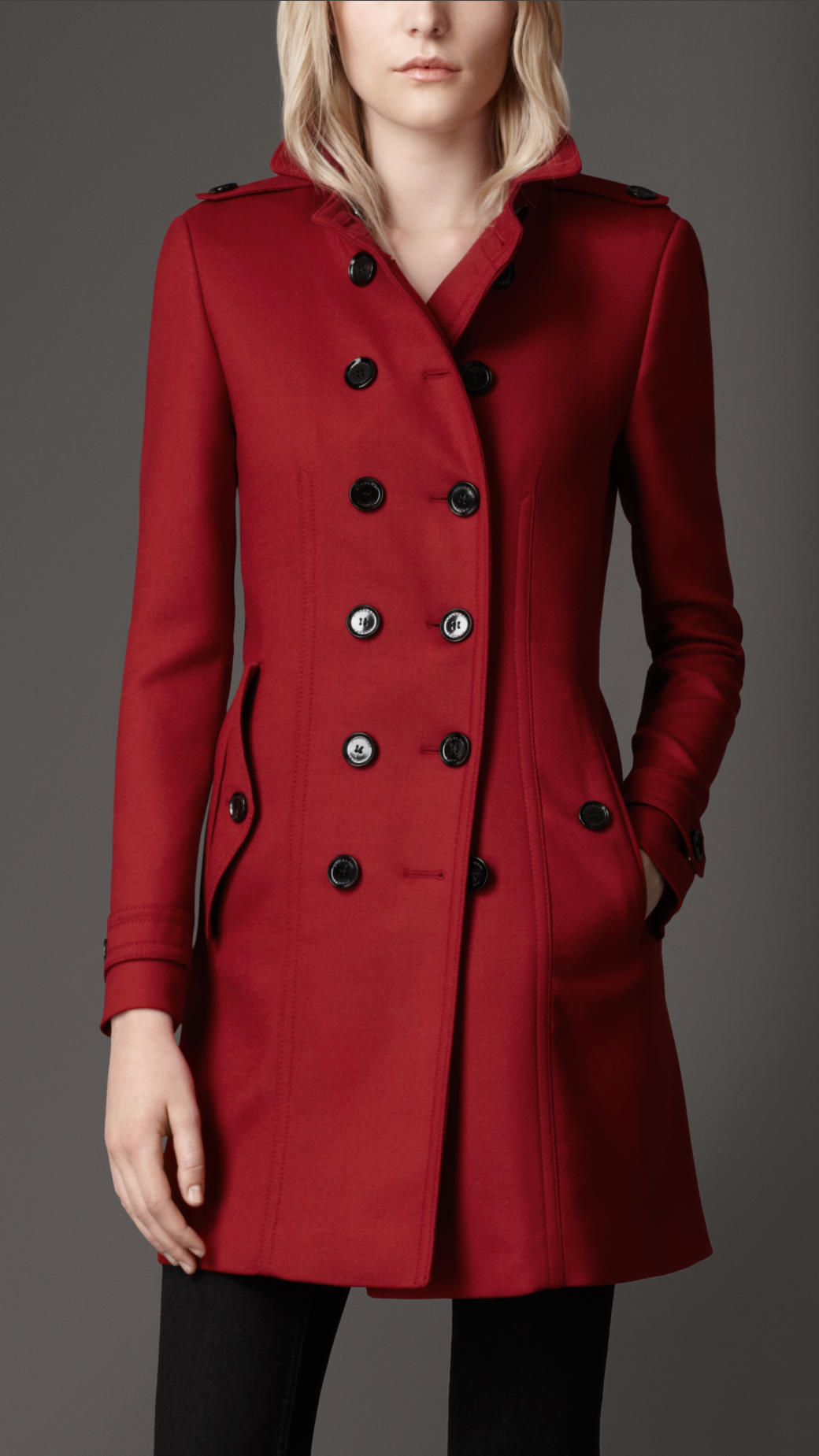 Military Red Coat