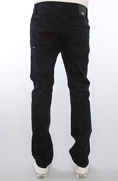Wesc The Alessandro Jeans in Blue Riot in Blue for Men