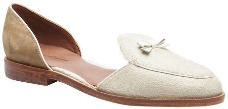 Rachel Comey Rye Shoe in White (bone)