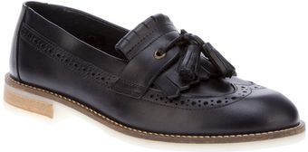 Swear Leather Loafer - Lyst