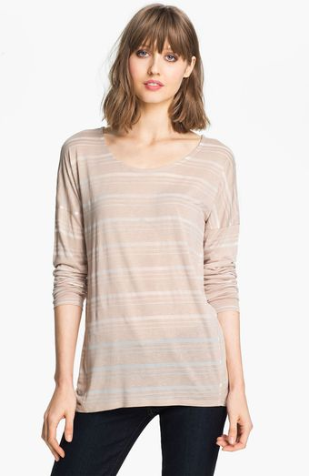 Trouvé Stripe Long Sleeve Tee - Lyst