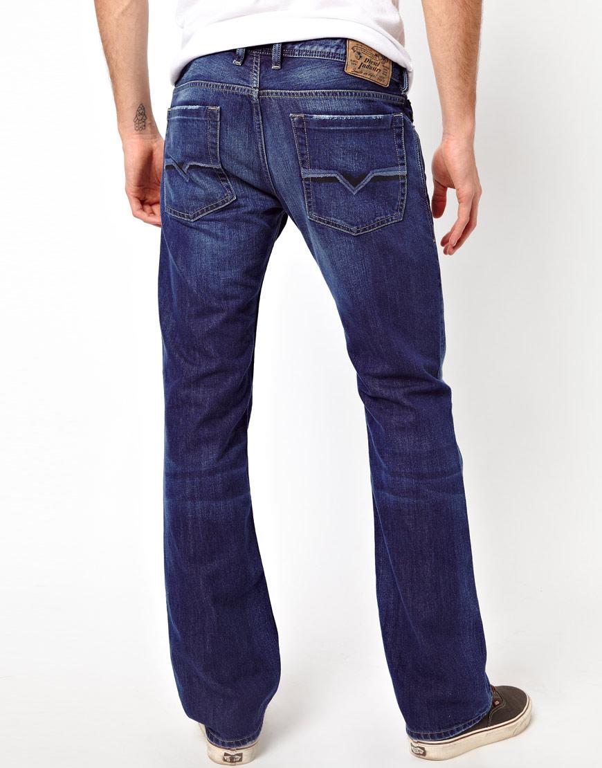 Zatiny jeans bootcut 8xr