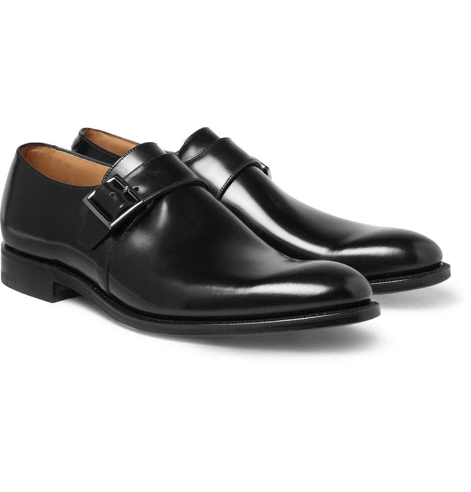 Church S Monk Strap Shoes