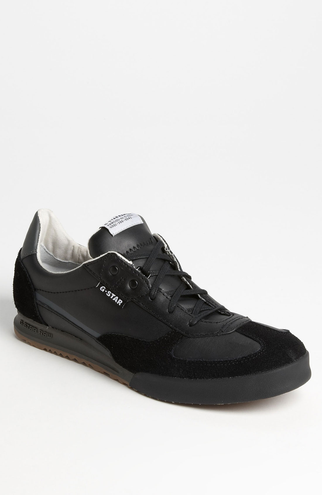 g star raw volt retracer sneaker in black for men lyst. Black Bedroom Furniture Sets. Home Design Ideas