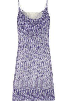 Missoni Dress on Missoni Cherene Sequined Crochet Knit Mini Dress   Lyst