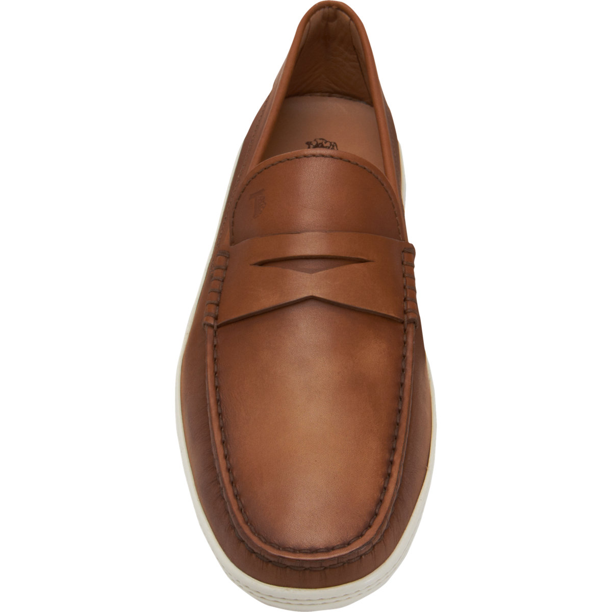 ba5f1479422 Tod S Marlin Loafer Boat Shoe in Brown for Men - Lyst