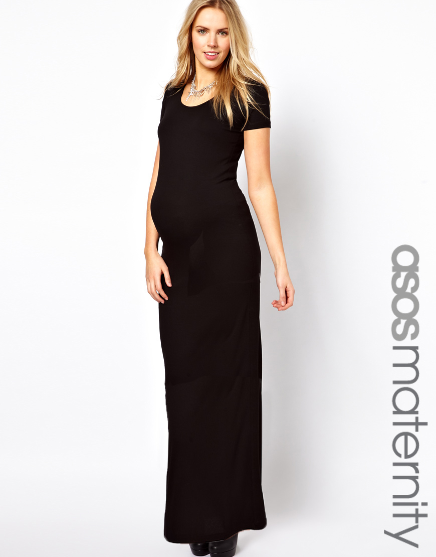 Black black t shirt maxi dress - Gallery Women S T Shirt Dresses