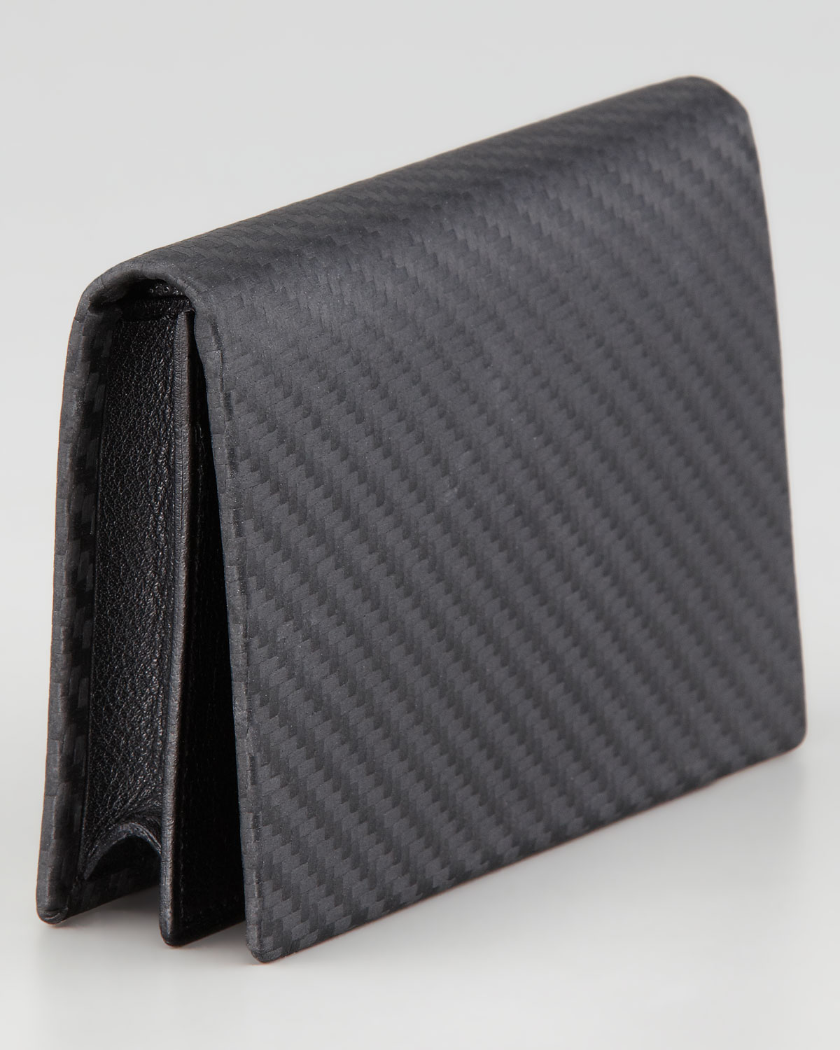 Lyst - Dunhill Business Card Case in Black for Men