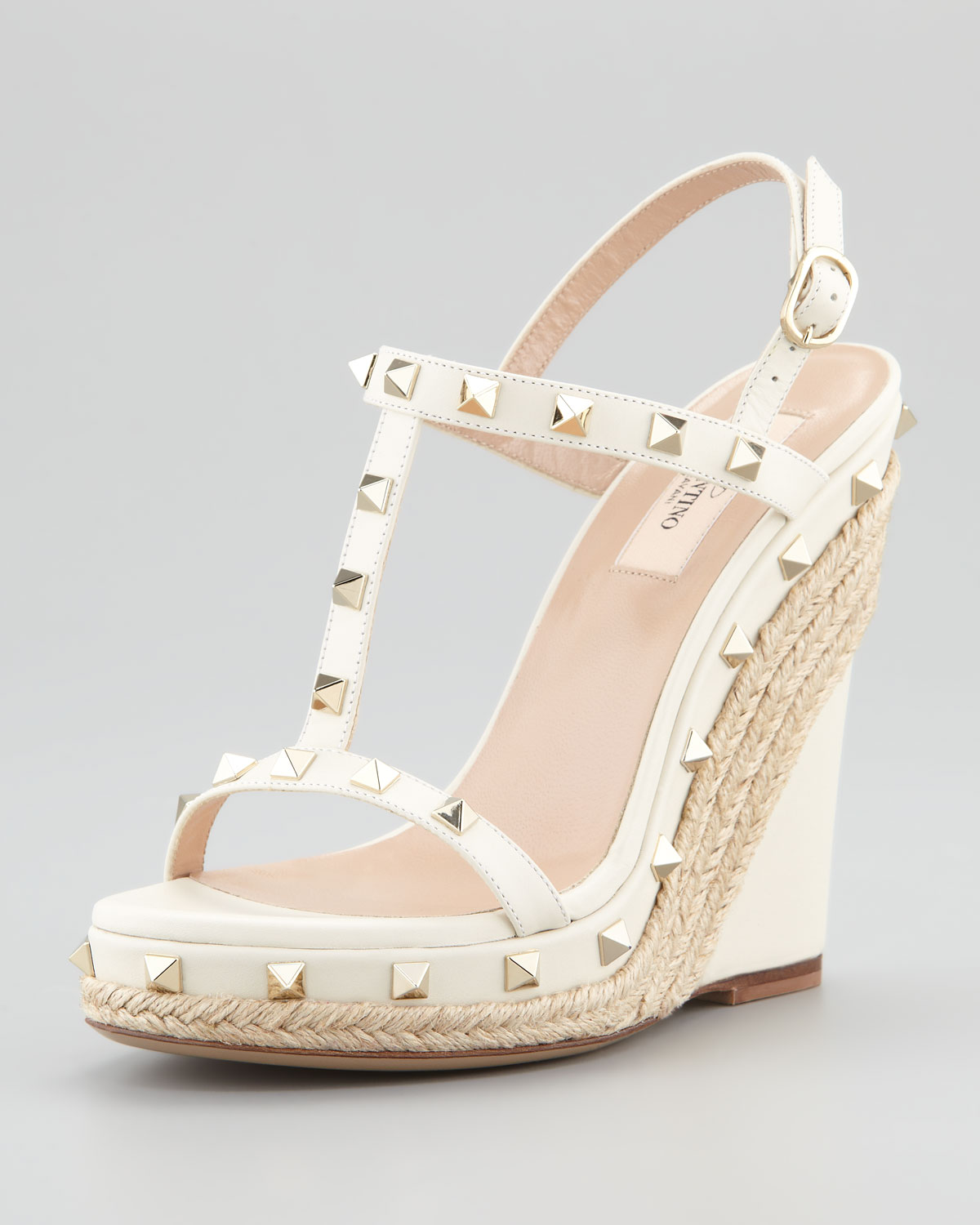 clearance Valentino Quilted Platform Wedges shopping online cheap price latest collections sale online low price fee shipping sale online cheap 2015 LV9j2