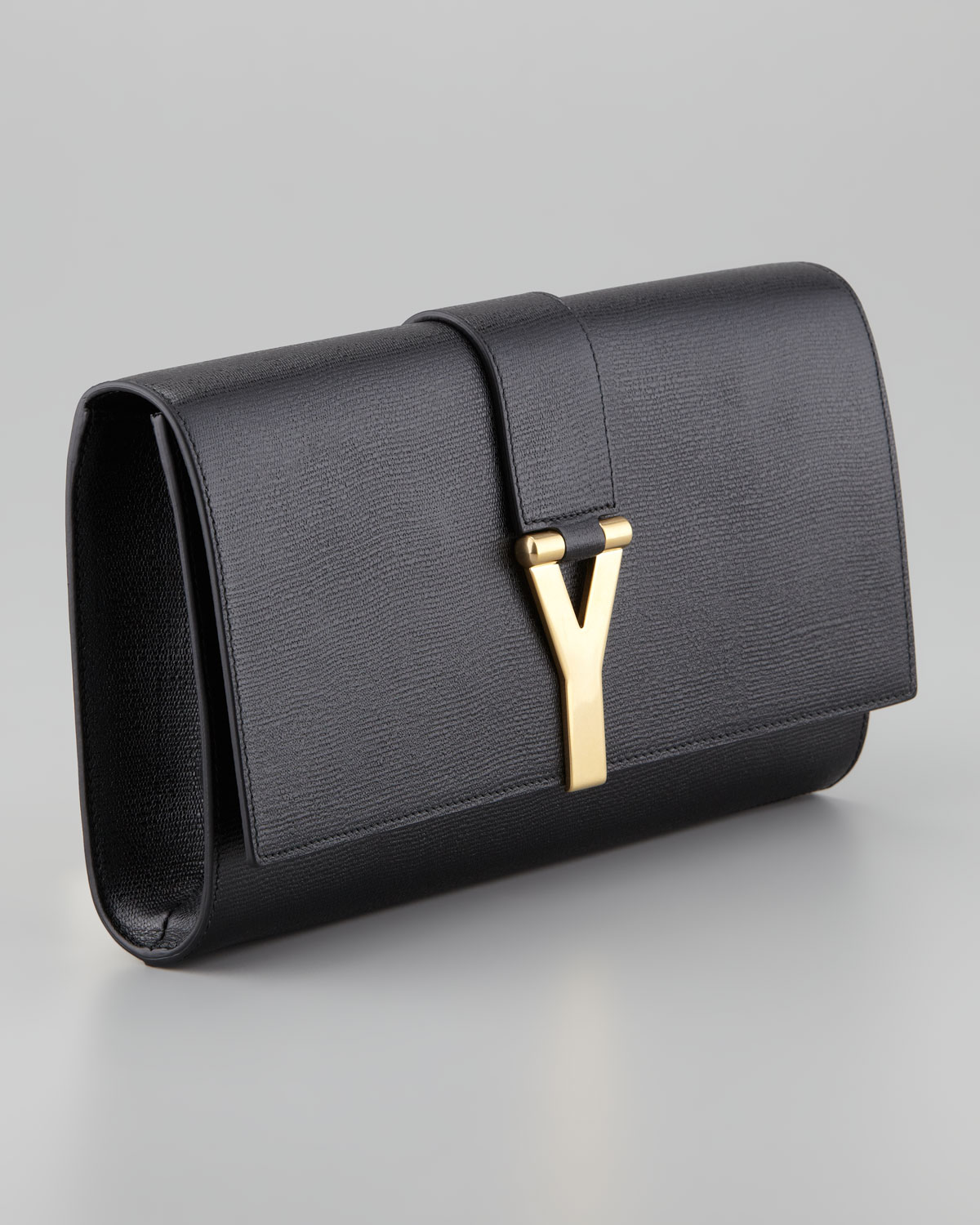 ysl black tote - yves saint laurent chyc clutch