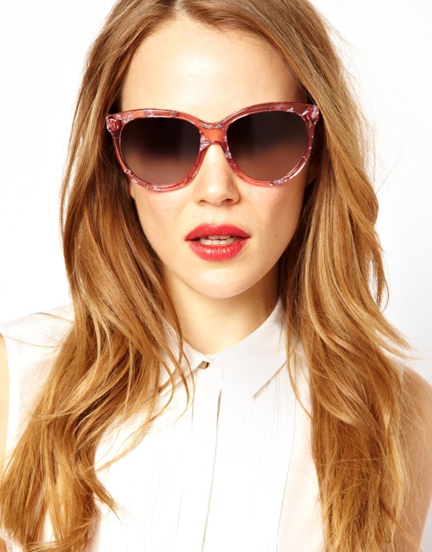 100c0857ae5 Silk And Matt Glitter Gabbana Pink Lyst amp  Gabanna Dolce xYtqw617