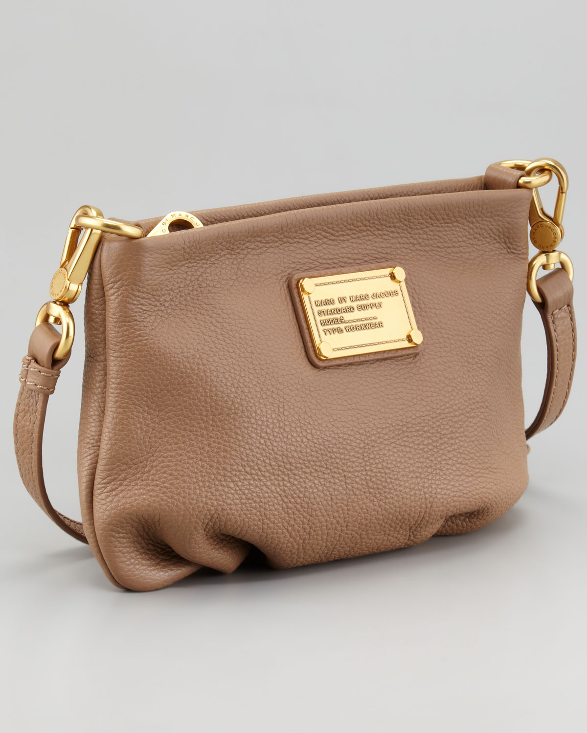 Lyst - Marc By Marc Jacobs Classic Q Percy Cross-body Bag in Brown