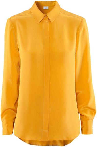 Zara Mustard Blouse 106