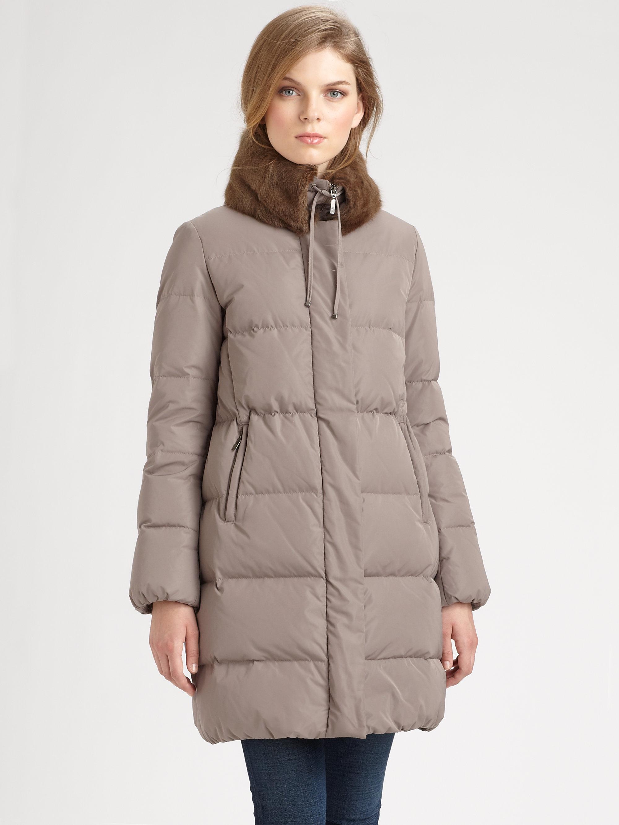 e3f73bada official moncler coat saks gallery e7151 fea83