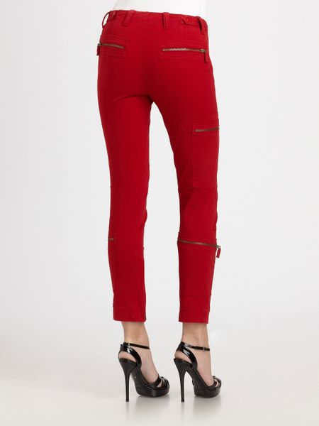 Awesome Red Cargo Pants Clwr Ttr Pant  Snowfit
