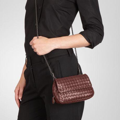 Bottega Veneta Intrecciato Nappa Shoulder Bag 19