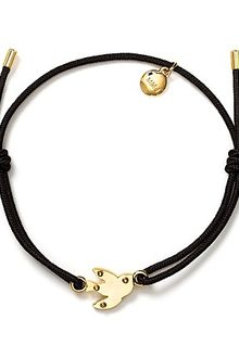 Marc By Marc Jacobs Bird Friendship Bracelet - Lyst