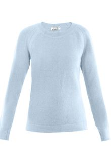 Acne Micah Angora Sweater - Lyst