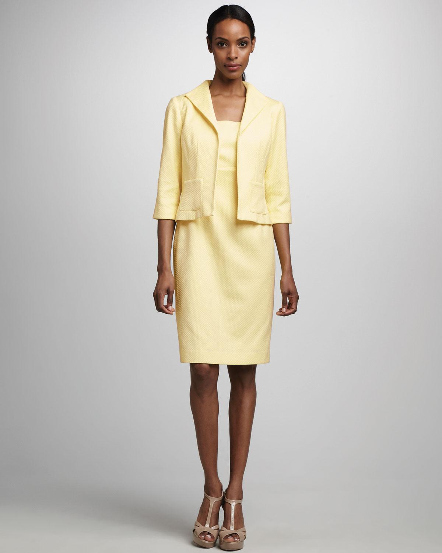 Jacket And Dress Set - My Jacket