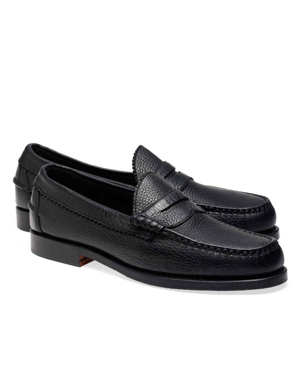 Allen Edmonds Men S Shoe Kenwood Brooks Brothers Black