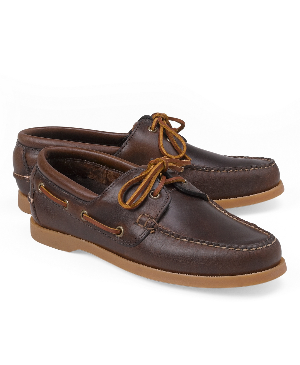 Brooks Brothers Womens Boat Shoes