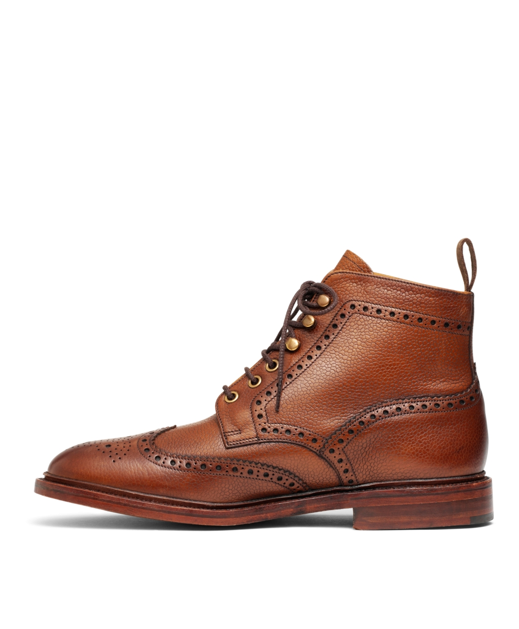 What To Wear With Brown Wingtip Shoes