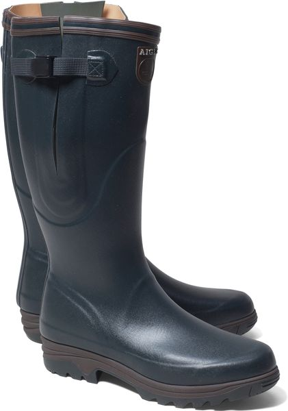 Brooks Brothers Aigle Rain Boot In Blue For Men