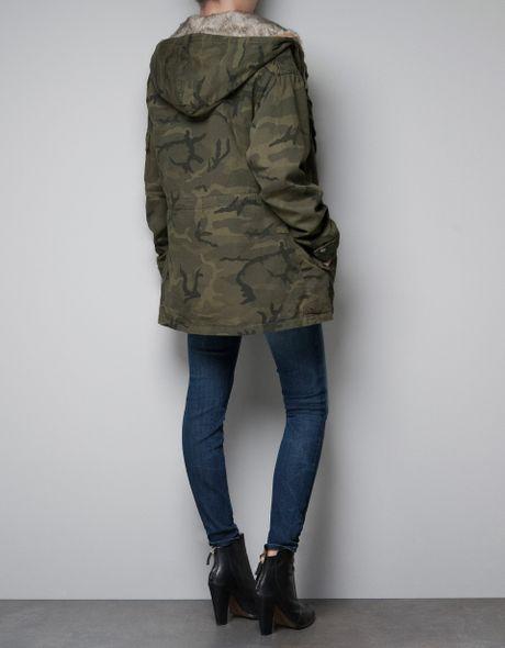 Simple 50 Off Zara Pants  Zara Camo Pants From Fashionoverstyle39s Closet On