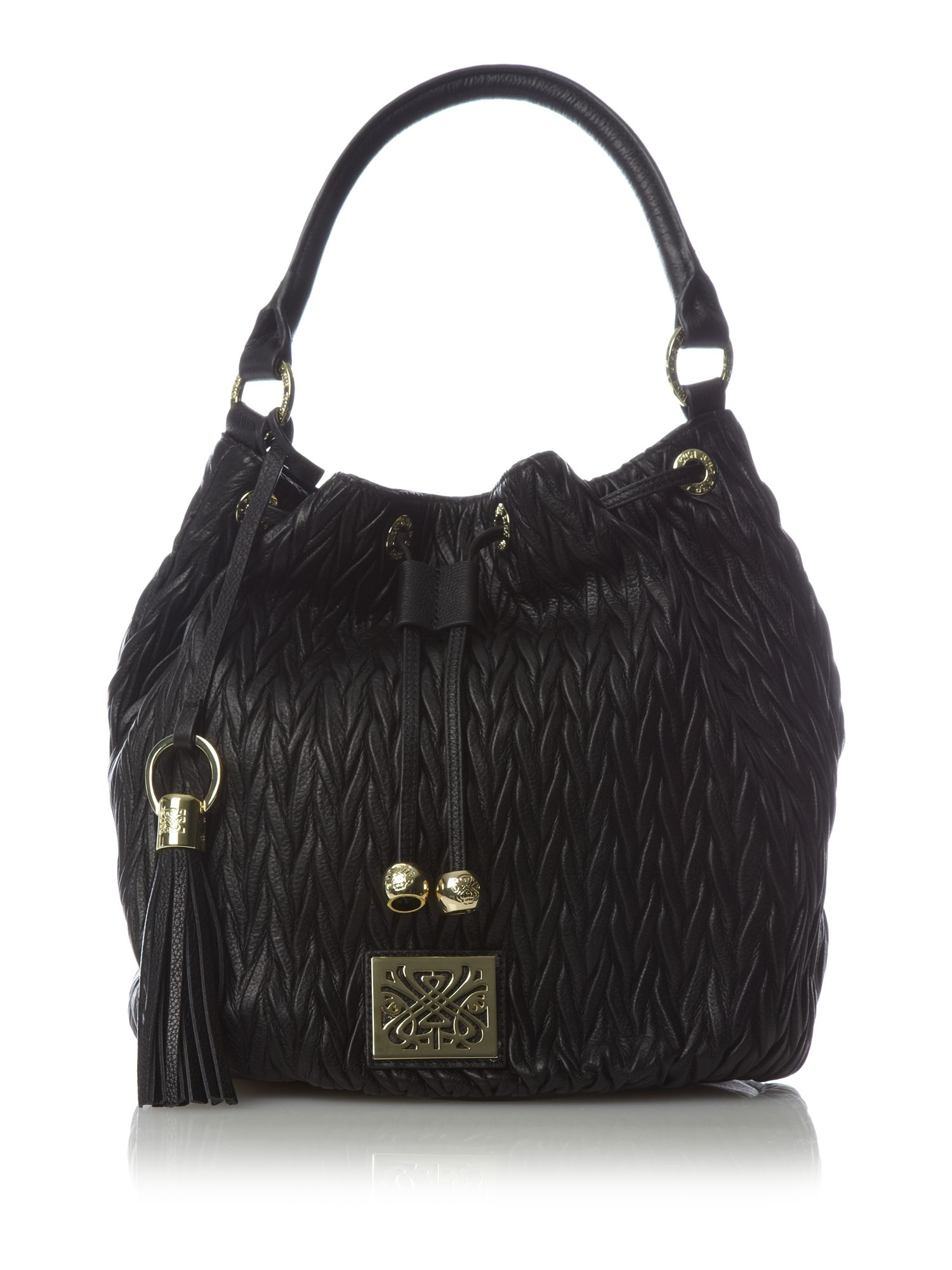 Biba Duffle Bag in Black