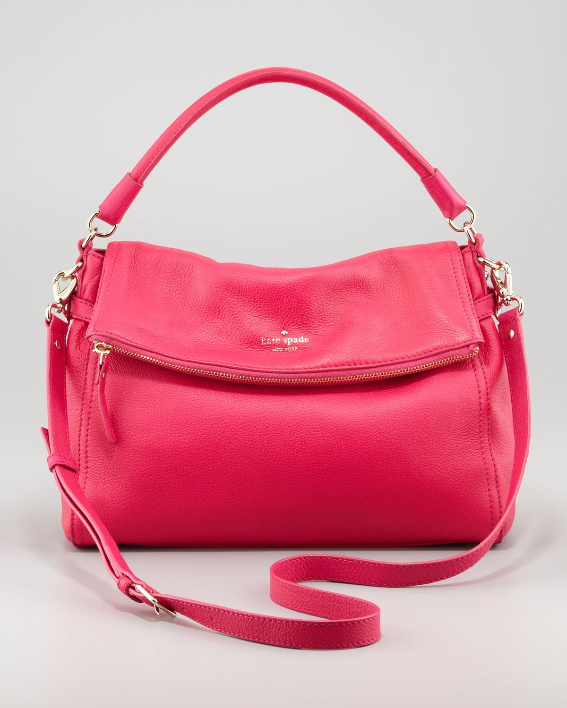 Kate Spade Cobble Hill Little Minka Crossbody Bag In Pink