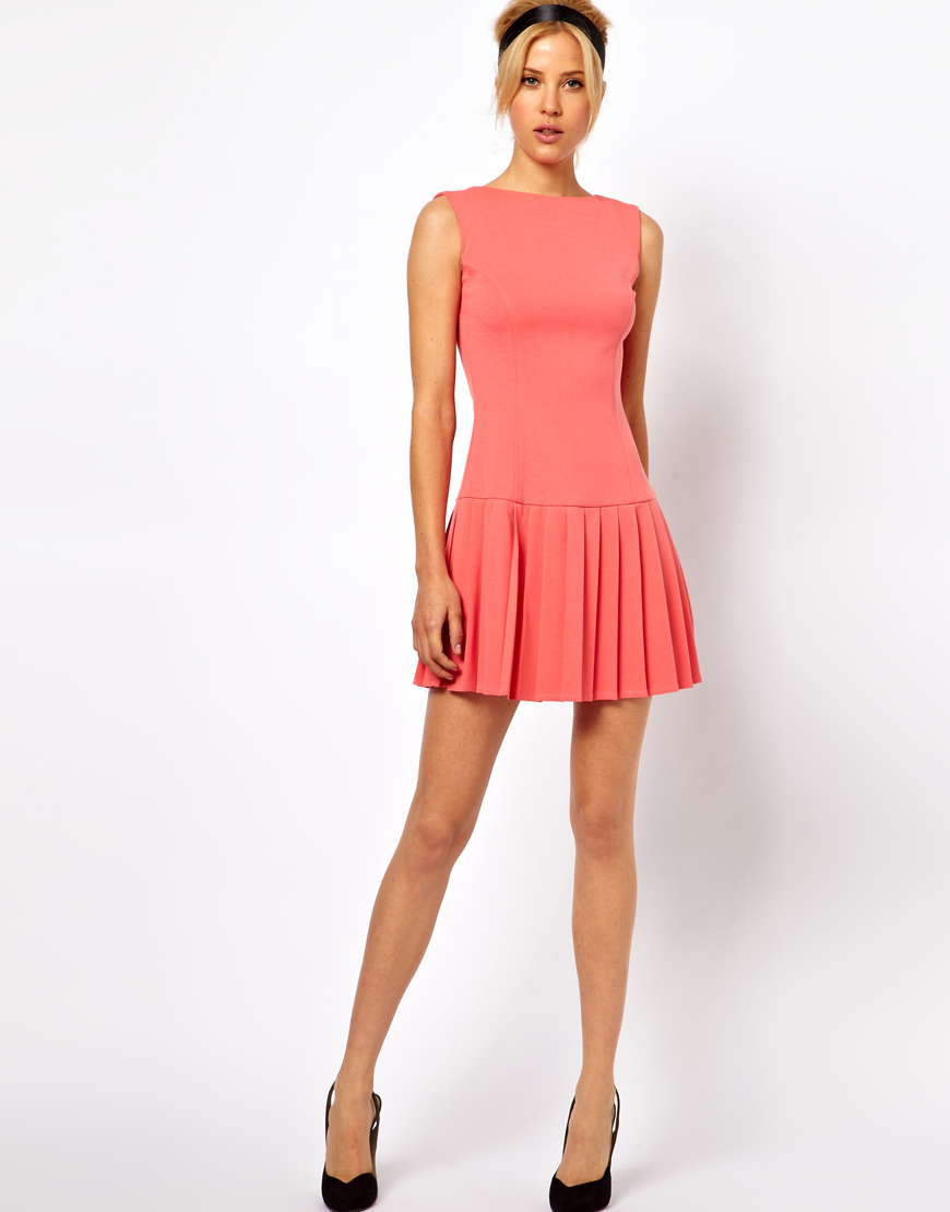 Low Waist Dress