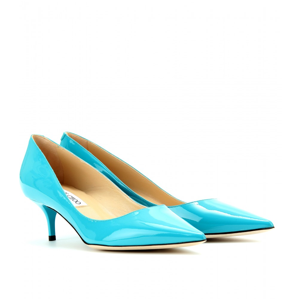 Womens Shoes Tourquoise Pumps