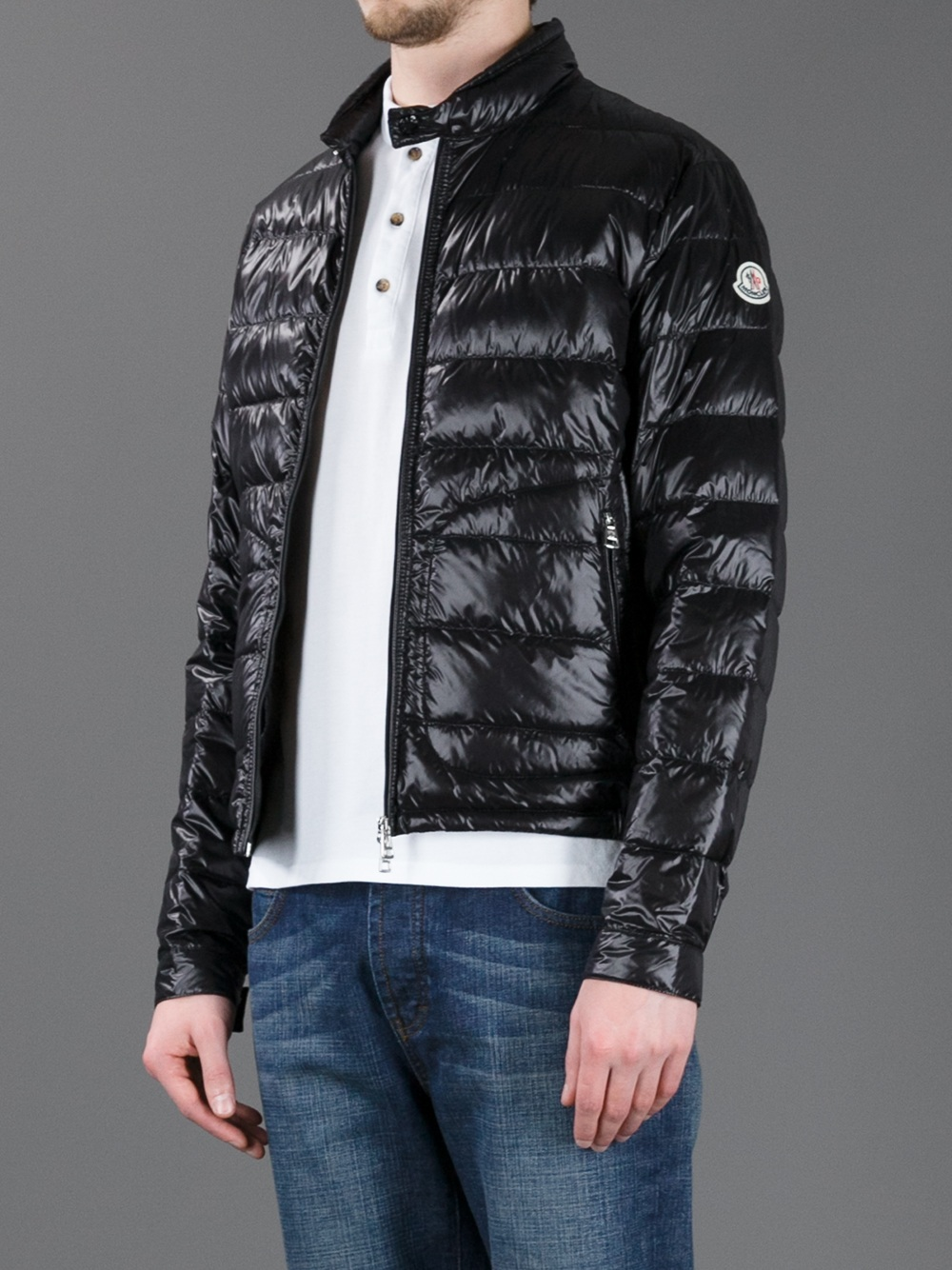 moncler acorus quilted jacket