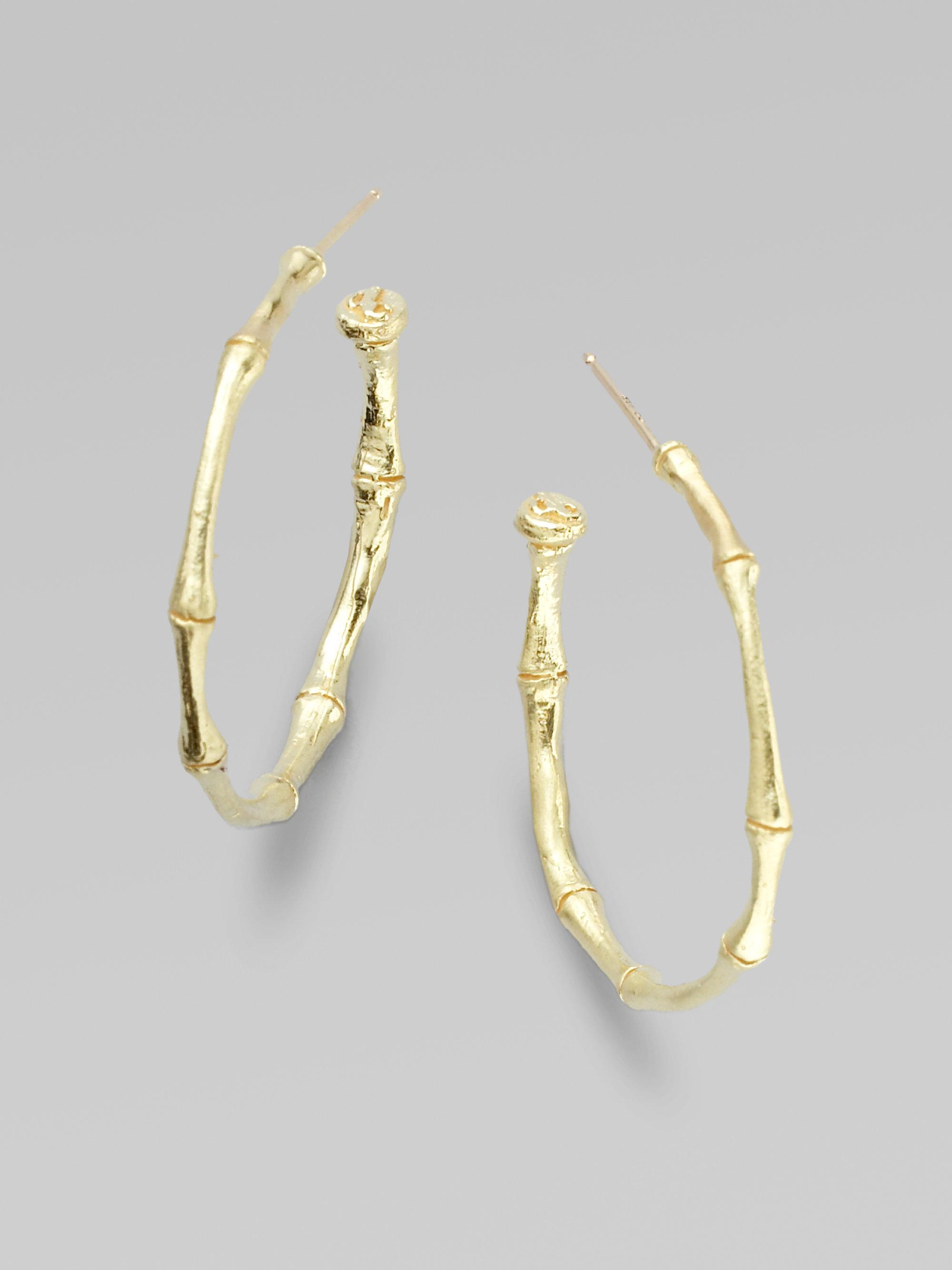 Dominique Cohen 18K Rose Gold & White Diamond Huggie Hoop Earrings d9WlIzT